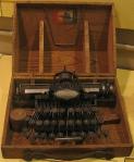1892 portable typewrite Blickensderfer 5