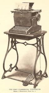 1st commercial Remington