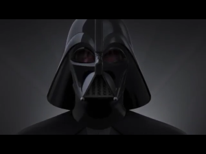 Darth Vader from Star Wars Rebels