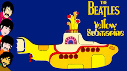The Beatles and the Yellow Submarine