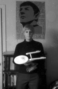 Lois McMaster circa 1968
