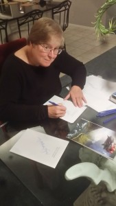 Lois McMaster Bujold today