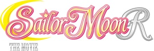 Sailor Moon R Movie Logo