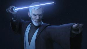Obi-Wan ready for battle