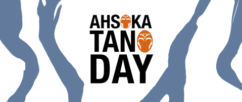 #AhsokaTanoDay logo from The WookieeGunner.com credit Johnamarie Macias