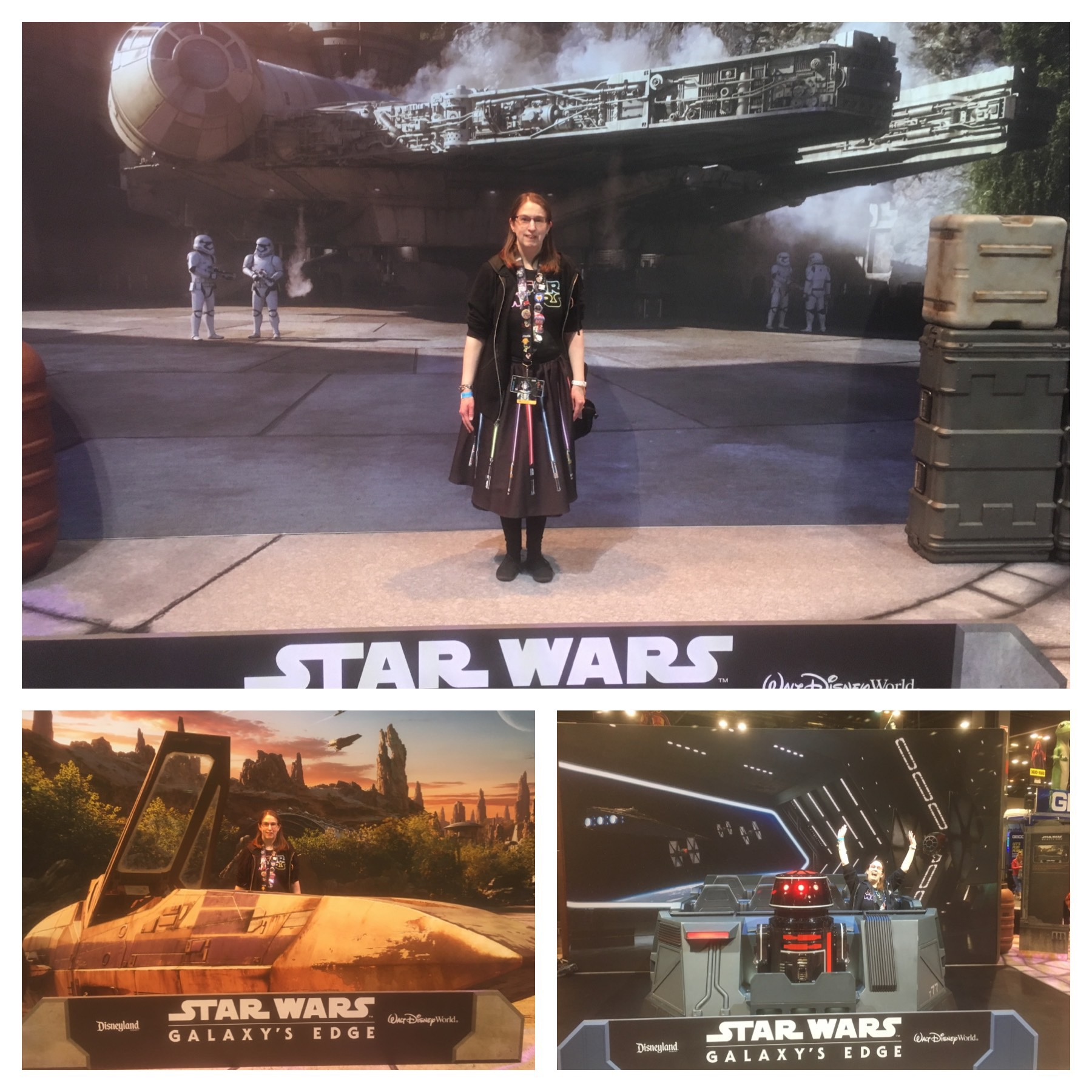 Galaxy's Edge Experience at Star Wars Celebration